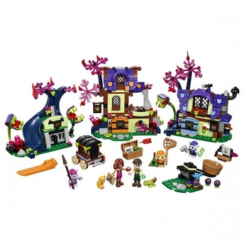 LEGO: Побег из деревни гоблинов Бишкек и Ош купить в магазине игрушек LEMUR.KG доставка по всему Кыргызстану