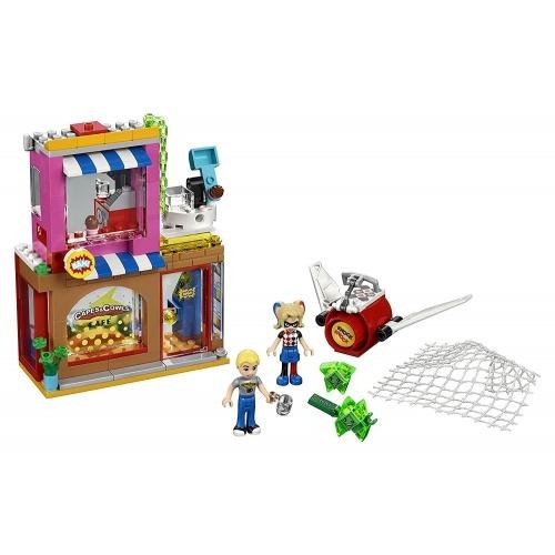 LEGO: Харли Квинн спешит на помощь Бишкек и Ош купить в магазине игрушек LEMUR.KG доставка по всему Кыргызстану