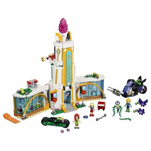 LEGO: Школа Супергероев Бишкек и Ош купить в магазине игрушек LEMUR.KG доставка по всему Кыргызстану