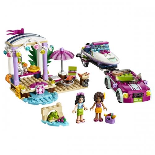 LEGO: Отпуск у моря Бишкек и Ош купить в магазине игрушек LEMUR.KG доставка по всему Кыргызстану