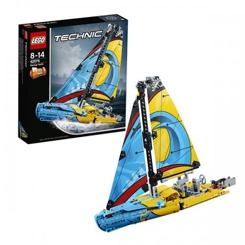 LEGO: Гоночная яхта Бишкек и Ош купить в магазине игрушек LEMUR.KG доставка по всему Кыргызстану