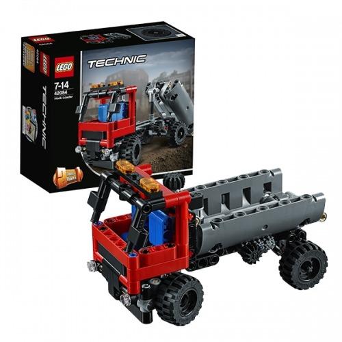 LEGO: Погрузчик Бишкек и Ош купить в магазине игрушек LEMUR.KG доставка по всему Кыргызстану