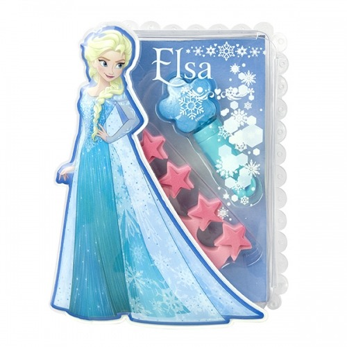 Набор детской косметики 'Холодное сердце' Эльза Бишкек и Ош купить в магазине игрушек LEMUR.KG доставка по всему Кыргызстану