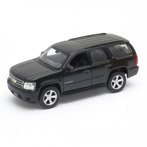 Welly модель машины 1:34-39 Chevrolet Tahoe Бишкек и Ош купить в магазине игрушек LEMUR.KG доставка по всему Кыргызстану