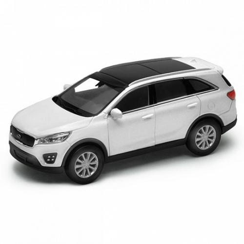 Welly модель машины 1:34-39 Kia Sorento Бишкек и Ош купить в магазине игрушек LEMUR.KG доставка по всему Кыргызстану