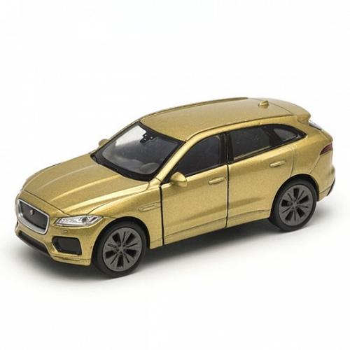 Welly модель машины 1:34-39 Jaguar F-Pace Бишкек и Ош купить в магазине игрушек LEMUR.KG доставка по всему Кыргызстану