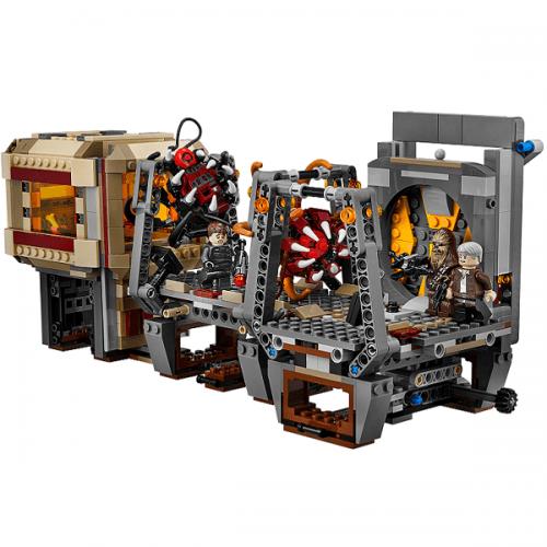 LEGO: Побег Рафтара Бишкек и Ош купить в магазине игрушек LEMUR.KG доставка по всему Кыргызстану
