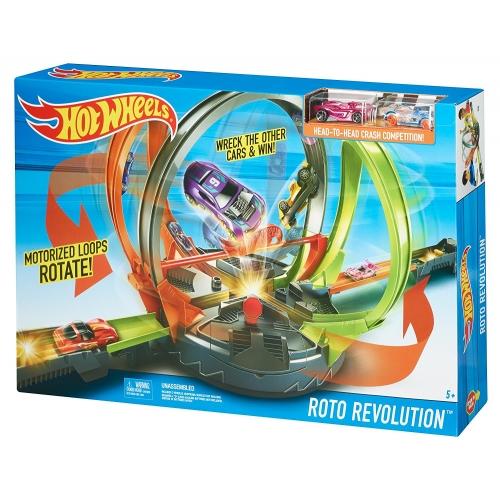 Набор Hot Wheels 'Рото Революция'  Бишкек и Ош купить в магазине игрушек LEMUR.KG доставка по всему Кыргызстану