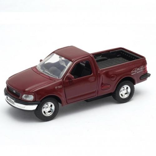 Welly модель машины 1:34-39 1997 FORD F150 PICK UP Бишкек и Ош купить в магазине игрушек LEMUR.KG доставка по всему Кыргызстану
