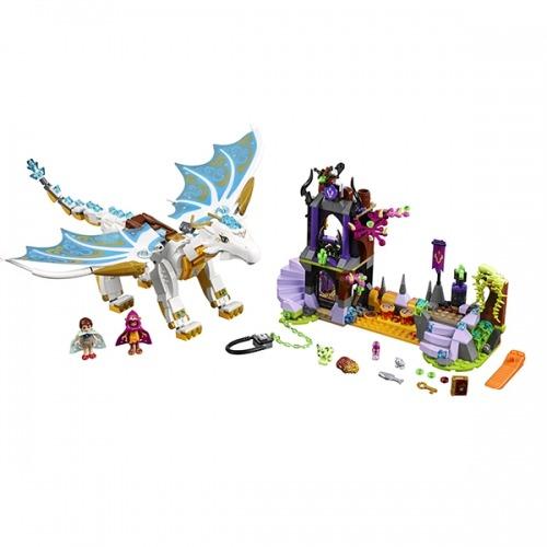 LEGO: Спасение Королевы Драконов Бишкек и Ош купить в магазине игрушек LEMUR.KG доставка по всему Кыргызстану