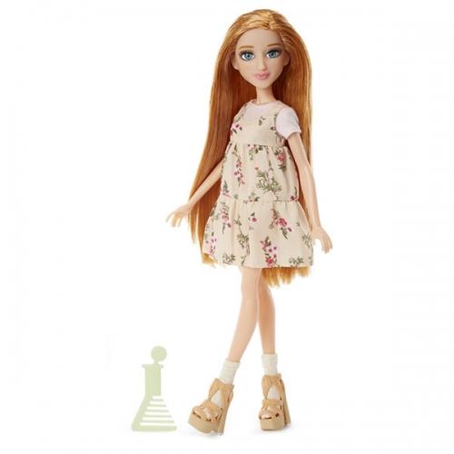 Кукла Project MС2 Эмбер Эвергрин (новая серия) Бишкек и Ош купить в магазине игрушек LEMUR.KG доставка по всему Кыргызстану