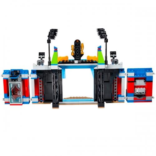 LEGO: Тор против Халка: Бой на арене Бишкек и Ош купить в магазине игрушек LEMUR.KG доставка по всему Кыргызстану
