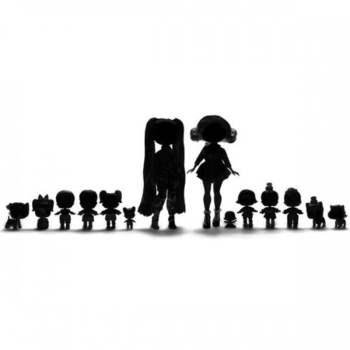 L.O.L. Surprise! Набор 'Удивительный Сюрприз', 14 кукол Бишкек и Ош купить в магазине игрушек LEMUR.KG доставка по всему Кыргызстану