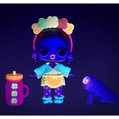 L.O.L. Surprise! из серии 'Светится в темноте' Бишкек и Ош купить в магазине игрушек LEMUR.KG доставка по всему Кыргызстану