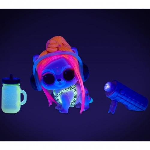 L.O.L. Surprise! Питомцы из серии 'Светится в темноте' Бишкек и Ош купить в магазине игрушек LEMUR.KG доставка по всему Кыргызстану