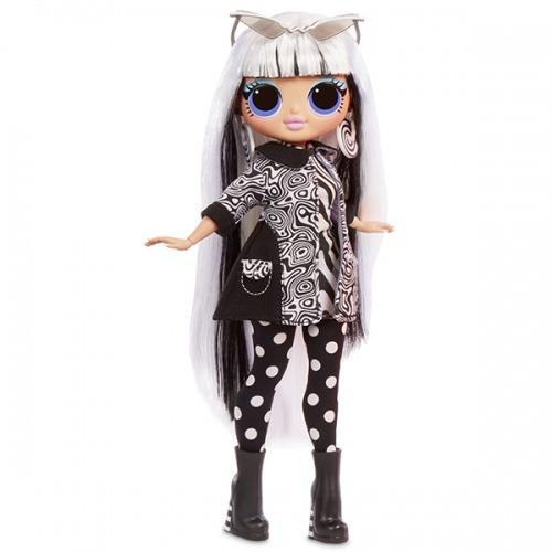 Кукла L.O.L. Surprise! O.M.G. Груви Малышка Groovy Babe Светится в темноте Бишкек и Ош купить в магазине игрушек LEMUR.KG доставка по всему Кыргызстану