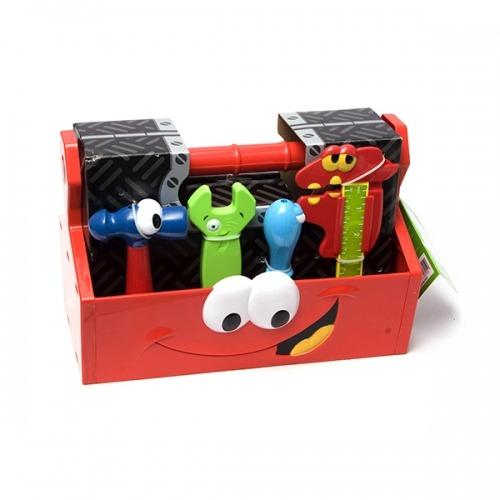 Игровой набор инструментов Boley из 14 шт в коробке Бишкек и Ош купить в магазине игрушек LEMUR.KG доставка по всему Кыргызстану