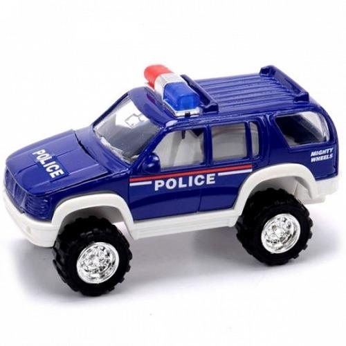 Полицейский внедорожник 18 см. Бишкек и Ош купить в магазине игрушек LEMUR.KG доставка по всему Кыргызстану