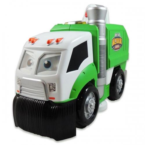 Машина для уборки (3 в 1) Бишкек и Ош купить в магазине игрушек LEMUR.KG доставка по всему Кыргызстану