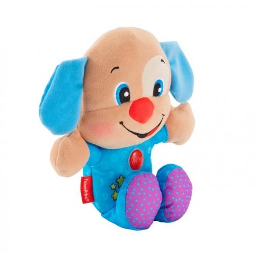 Мягкий друг щенок для сладкого сна Fisher-Price Бишкек и Ош купить в магазине игрушек LEMUR.KG доставка по всему Кыргызстану