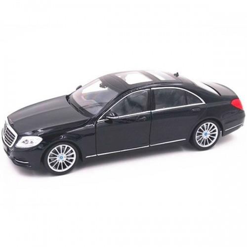 Welly модель машины 1:24 Mercedes-Benz S-Class Бишкек и Ош купить в магазине игрушек LEMUR.KG доставка по всему Кыргызстану