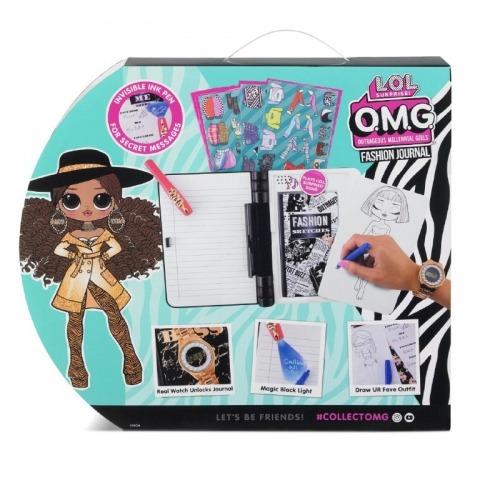 L.O.L. Surprise! O.M.G. Электронный дневник Бишкек и Ош купить в магазине игрушек LEMUR.KG доставка по всему Кыргызстану