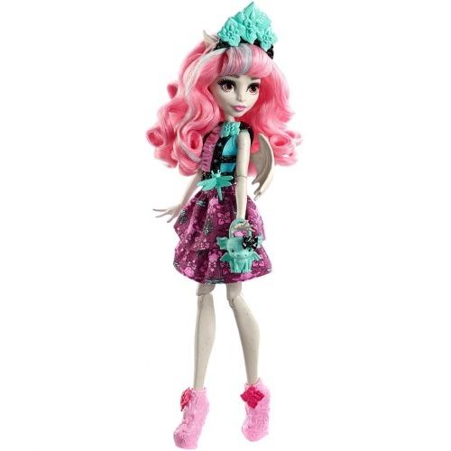Monster High Рошель Гойл 'Монстры на вечеринке' Бишкек и Ош купить в магазине игрушек LEMUR.KG доставка по всему Кыргызстану