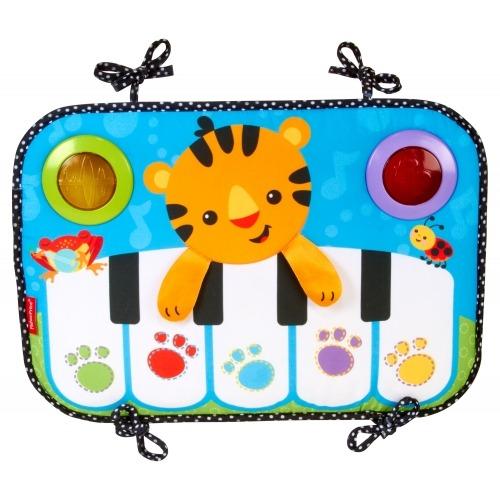 Мягкое пианино Fisher-Price Бишкек и Ош купить в магазине игрушек LEMUR.KG доставка по всему Кыргызстану