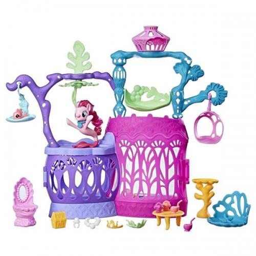 My Little Pony 'Мерцание' игровой набор 'Замок' Бишкек и Ош купить в магазине игрушек LEMUR.KG доставка по всему Кыргызстану