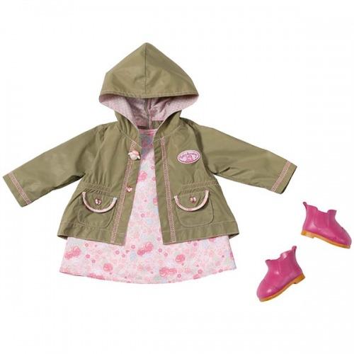 Baby Annabell Одежда демисезонная Бишкек и Ош купить в магазине игрушек LEMUR.KG доставка по всему Кыргызстану