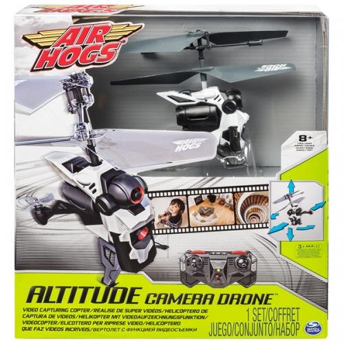 Air Hogs Вертолёт с камерой Бишкек и Ош купить в магазине игрушек LEMUR.KG доставка по всему Кыргызстану