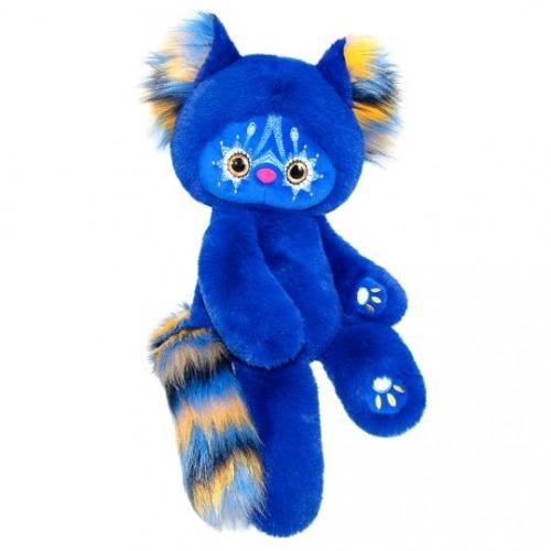 Мягкая игрушка Лори Колори - Тоши (синий) Бишкек и Ош купить в магазине игрушек LEMUR.KG доставка по всему Кыргызстану