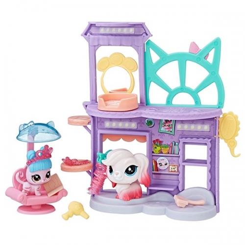 Новый дисплей Littlest Pet Shop обновленная Бишкек и Ош купить в магазине игрушек LEMUR.KG доставка по всему Кыргызстану