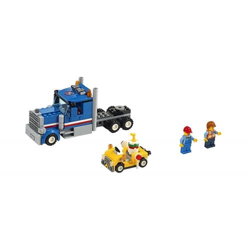 LEGO: Транспортёр для учебных самолётов Бишкек и Ош купить в магазине игрушек LEMUR.KG доставка по всему Кыргызстану