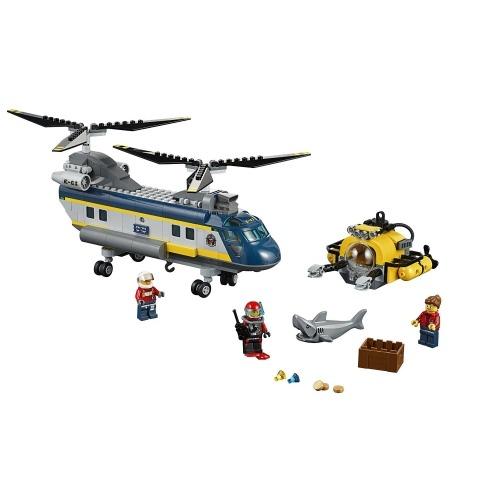 LEGO: Вертолёт исследователей моря Бишкек и Ош купить в магазине игрушек LEMUR.KG доставка по всему Кыргызстану