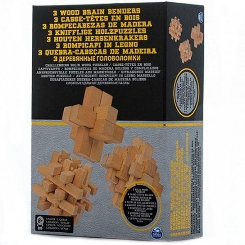 Настольная игра набор головоломок 3 штуки Бишкек и Ош купить в магазине игрушек LEMUR.KG доставка по всему Кыргызстану