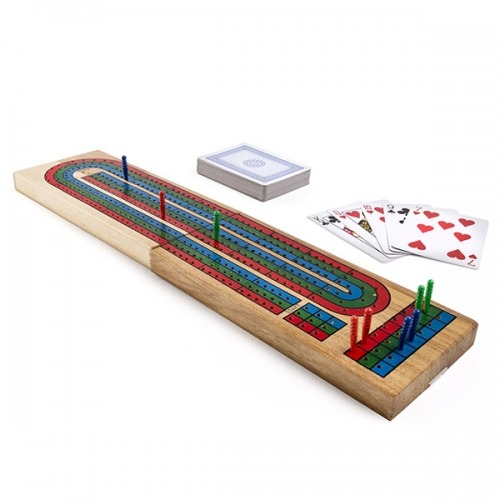 Настольная игра криббедж Бишкек и Ош купить в магазине игрушек LEMUR.KG доставка по всему Кыргызстану