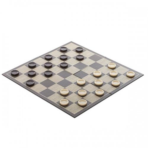 Настольная игра шашки классические Бишкек и Ош купить в магазине игрушек LEMUR.KG доставка по всему Кыргызстану