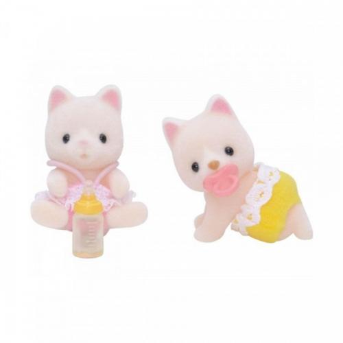 Sylvanian Families (Calico Critters) 'Шелковые котята-двойняшки' Бишкек и Ош купить в магазине игрушек LEMUR.KG доставка по всему Кыргызстану