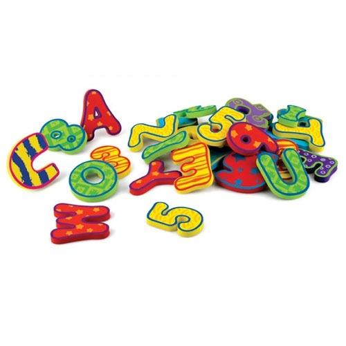 NUBY Алфавит Бишкек и Ош купить в магазине игрушек LEMUR.KG доставка по всему Кыргызстану