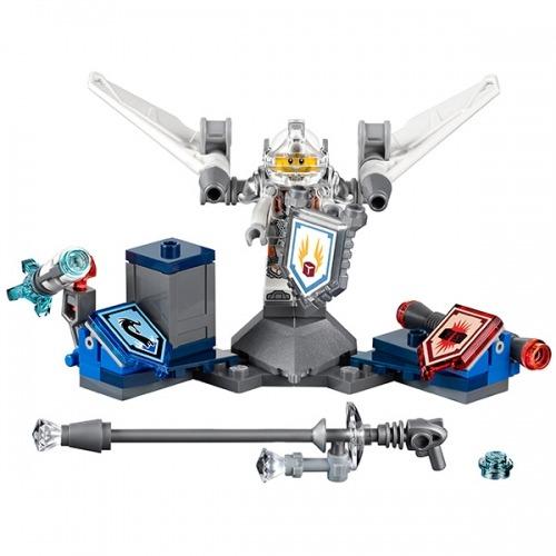 LEGO: Ланс — Абсолютная сила Бишкек и Ош купить в магазине игрушек LEMUR.KG доставка по всему Кыргызстану