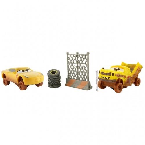 Тачки. Набор из двух машинок 'Сумасшедший дрифт' Бишкек и Ош купить в магазине игрушек LEMUR.KG доставка по всему Кыргызстану