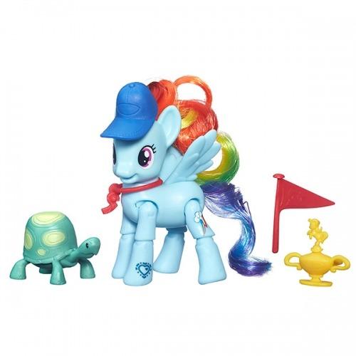 My Little Pony Пони с артикуляцией (в ассорт.) Бишкек и Ош купить в магазине игрушек LEMUR.KG доставка по всему Кыргызстану