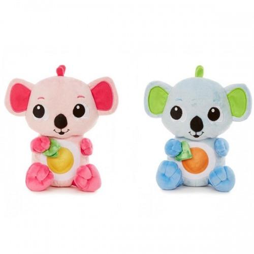 Мягкая Спокойная Коала Little Tikes свет+звук  Бишкек и Ош купить в магазине игрушек LEMUR.KG доставка по всему Кыргызстану