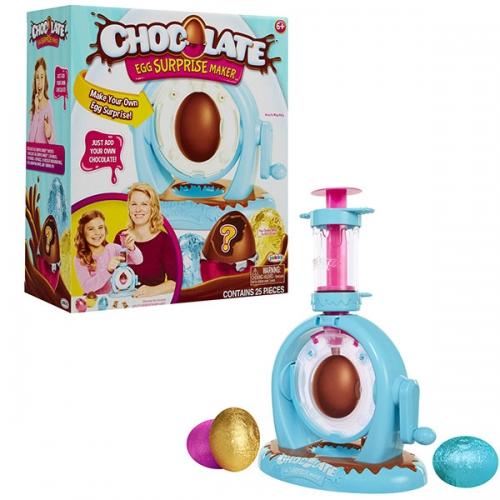 Набор для изготовления шоколадного яйца с сюрпризом Бишкек и Ош купить в магазине игрушек LEMUR.KG доставка по всему Кыргызстану