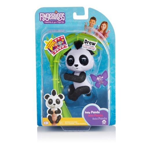 Fingerlings Интерактивная Панда Бишкек и Ош купить в магазине игрушек LEMUR.KG доставка по всему Кыргызстану