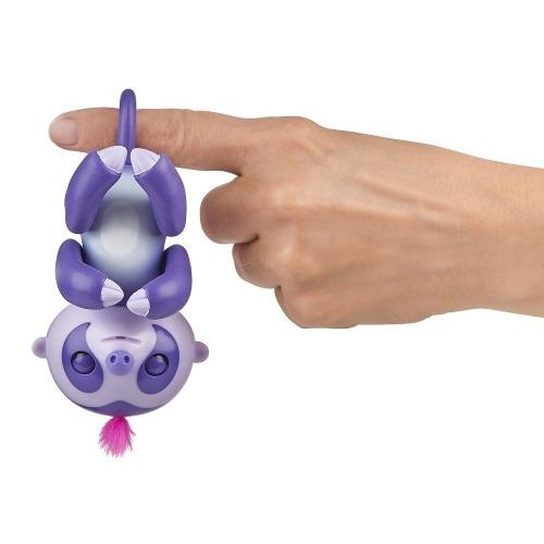 Fingerlings Интерактивный ленивец Бишкек и Ош купить в магазине игрушек LEMUR.KG доставка по всему Кыргызстану