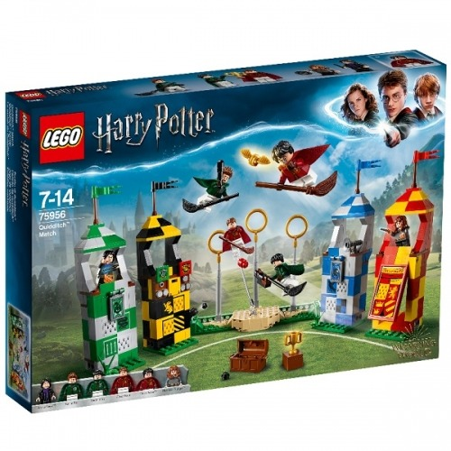 LEGO: Матч по квиддичу Бишкек и Ош купить в магазине игрушек LEMUR.KG доставка по всему Кыргызстану