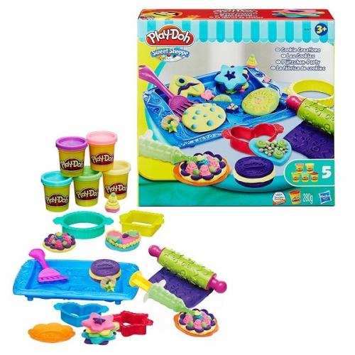 Play-Doh Игровой набор 'Магазинчик печенья' Бишкек и Ош купить в магазине игрушек LEMUR.KG доставка по всему Кыргызстану