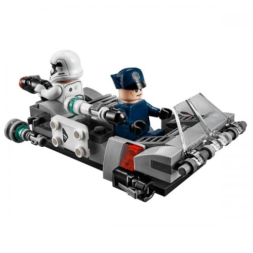 LEGO: Спидер Первого ордена Бишкек и Ош купить в магазине игрушек LEMUR.KG доставка по всему Кыргызстану